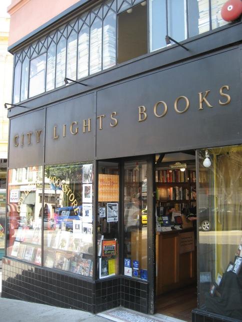 © 2012 S. D. Stewart, City Lights Bookstore, San Francisco, California