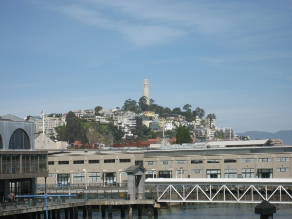 © 2012 S. D. Stewart, Coit Tower, San Francisco, California