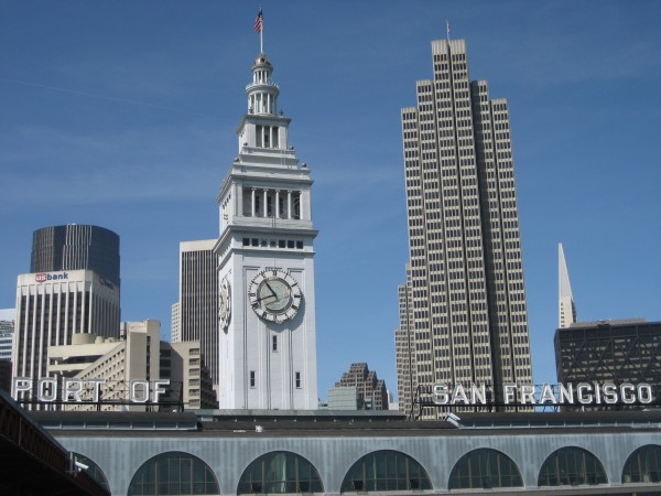 © 2012 S. D. Stewart, Ferry Building, San Francisco, California