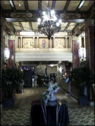 © 2012 S. D. Stewart, Serrano Hotel lobby, San Francisco, California